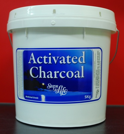 Activated charcoal powder 5000g activatedcharcoal org au