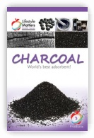 Charcoal - the world's best adsorbent!