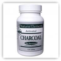 Activated Charcoal Tablets 130